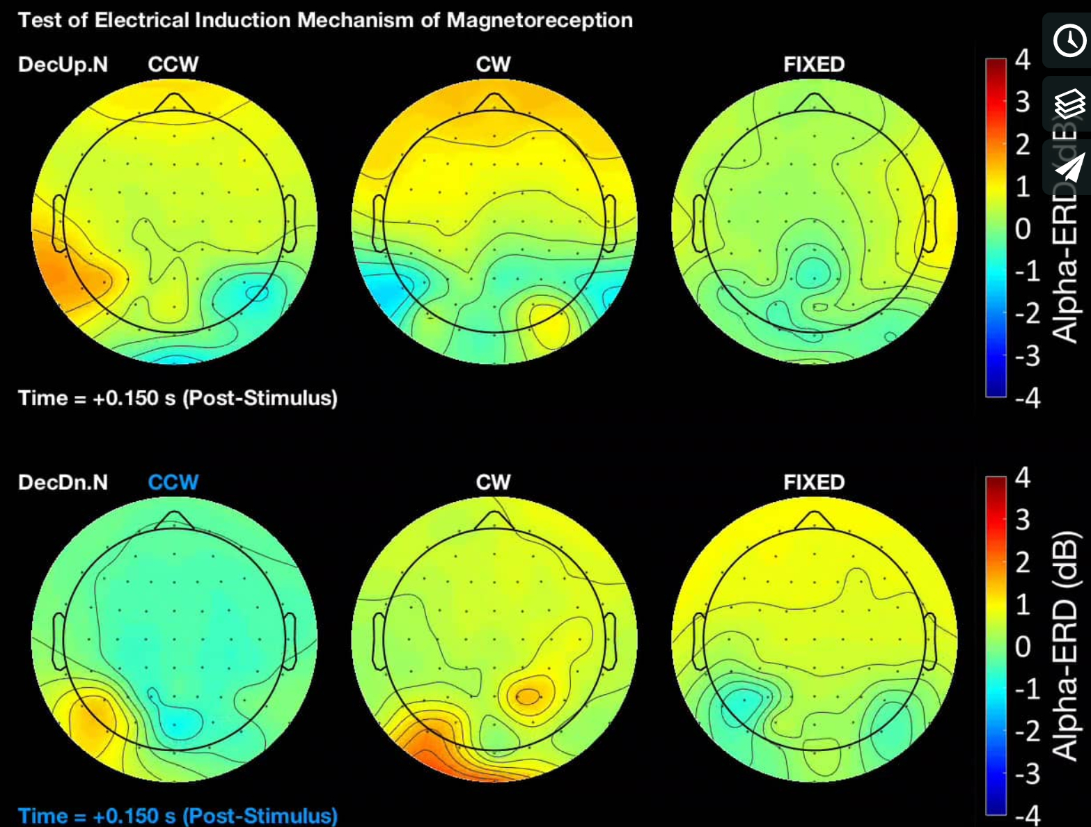 Can Humans Sense Magnetic Storms?   Spaceweather com